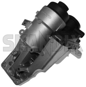 Genuine 31338685 Engine Oil Filter Housing
