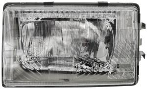 Hauptscheinwerfer links H4 1372394 (1026265) - Volvo 200 - 200er 240er 242 244 245 260er 262 262er 264 265 2er frontscheinwerfer hauptscheinwerfer links h4 klarglas p240 p242 p244 p245 p260 p262 p264 p265 scheinwerfer Original fahrzeuge fuer h4 halogen leuchtweiteregelung linke linker links linksseitig ohne rechtsverkehr seite