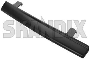 Trim moulding, Headlight right 1312739 (1026478) - Volvo 200 - molding trim moulding headlight right Genuine black right