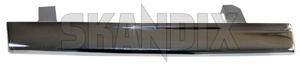 Trim moulding, Headlight right 1312636 (1026481) - Volvo 200 - molding trim moulding headlight right Genuine chrome right