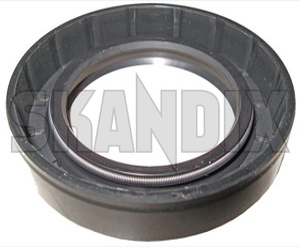 Oil seal, Wheel hub  (1027469) - Volvo 120 130 220, P1800, P1800ES, P210, P445, PV - 1800e oil seal wheel hub p1800e Own-label axle front