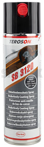 Underbody Protection 500 ml  (1028794) - universal  - underbody protection 500ml Own-label 500 500ml black ml spraycan