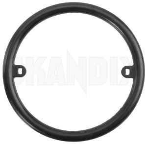 Seal, Oil cooler 1328232 (1028816) - Volvo 700, 850, 900, S70 V70 (-2000), S80 (-2006), V70 P26 - gasket seal oil cooler Own-label      bracket cooler filter oil
