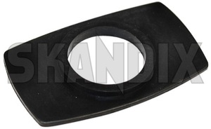Seal, Locking cylinder for Tailgate 684659 (1029073) - Volvo P1800ES - seal locking cylinder for tailgate Own-label for material plastic synthetic tailgate
