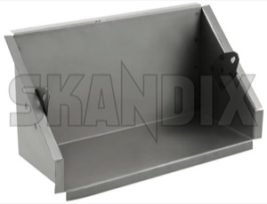 Battery holder 683221 (1029079) - Volvo P1800, P1800ES - 1800e accumulator acumulator battery holder p1800e Own-label