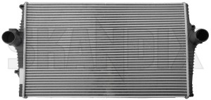 Intercooler, Charger 31274554 (1029733) - Volvo S60 (-2009), S80 (-2006), V70 P26, XC70 (2001-2007) - intercooler charger Own-label