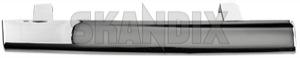 Trim moulding, Headlight right 1312636 (1030177) - Volvo 200 - molding trim moulding headlight right skandix chrome right