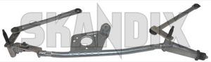 Linkage, Wiper mechanism 8624241 (1030921) - Volvo S60 (-2009), V70 P26, XC70 (2001-2007) - linkage wiper mechanism Genuine cleaning for window windscreen