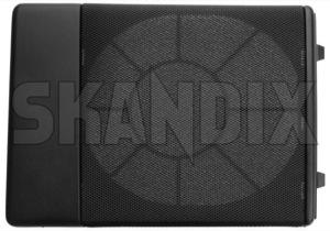 Speaker cover 3500832 (1031320) - Volvo 700, 900 - loudspeaker speaker cover Genuine black door front right