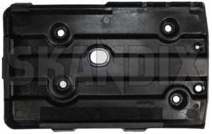 Battery holder 9131945 (1031495) - Volvo 200 - accumulator acumulator battery holder Genuine