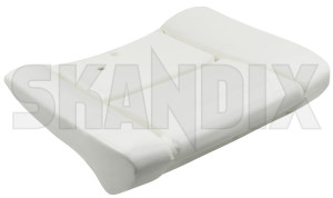 Seat foam Front seat Seat surface 9206809 (1031751) - Volvo 900, S90 V90 (-1998) - seat foam front seat seat surface skandix 6660 6680 6690 66xx 6915 6955 6957 6975 6977 6990 6991 cushion for front leather lower seat seats surface vehicles with