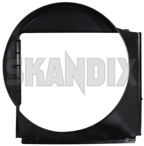 Housing, Radiator fan 1346434 (1031767) - Volvo 200 - brick housing radiator fan Genuine for intercooler vehicles with