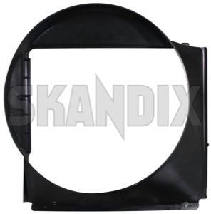Housing, Radiator fan 1346434 (1031767) - Volvo 200 - brick housing radiator fan Genuine for intercooler vehicles with