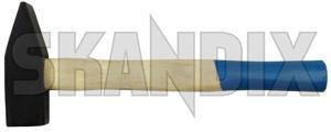 Hammer 100 g  (1032932) - universal  - hammer 100g schlosserhammer Hausmarke 100 100g 260 260mm g holz mm