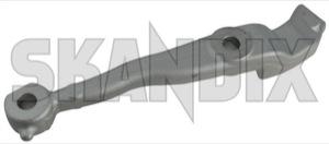 Steering stop limit Wheel mount 8250449 (1033265) - Volvo S60 (-2009), S80 (-2006), V70 P26, XC70 (2001-2007) - steering stop limit wheel mount Genuine exchange left mount part wheel