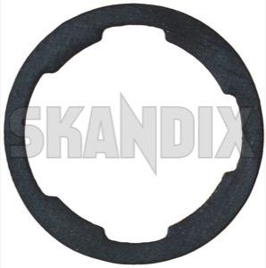 Seal, Locking cylinder 3536509 (1033279) - Volvo 200, 700, 900 - seal locking cylinder Genuine driver for passengers side tailgate