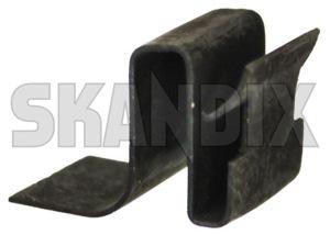 Clip, Interior panel Trunk 1224459 (1033689) - Volvo 200 - clip interior panel trunk Genuine boot interior panels right trunk