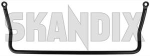 Stabilisator Vorderachse 653356 (1033699) - Volvo 120 130 220, P1800 - 121 122 122s 130 131 1800 1800s 220 amazon amazone coupe jensen p120 p121 p122 p122s p130 p131 p1800s p220 querstabilisator sportcoupe stabbi stabi stabilisator stabilisator vorderachse stabilisatoren Hausmarke vorderachse vorderer vorne