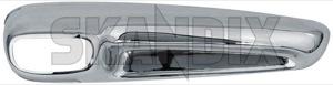 Gehäuse, Kennzeichenleuchte hinten rechts 654231 (1033768) - Volvo 120 130 - 120 121 122 122s 130 131 amazon amazone gehaeuse kennzeichenleuchte hinten rechts kennzeichenbeleuchtung kennzeichenleuchte kennzeichenleuchtengehaeuse limousine nummernschildbeleuchtung nummernschildleuchte nummernschildleuchtegehaeuse p120 p121 p122 p122s p130 p131 sedan stufenheck Hausmarke aufgearbeitet gebrauchtteil gebrauchtteil  hinten hinterer rechter rechts