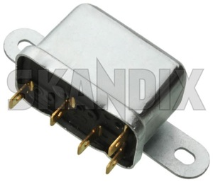 Relay Overdrive  (1033872) - Volvo P1800 - 1800e p1800e relais relay overdrive Own-label 4 4terminal overdrive overdriverelay terminal