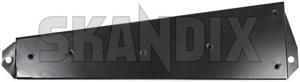 Bracket, Relay 664839 (1033873) - Volvo P1800 - 1800e bracket relay p1800e relay mounting relay rack relaybracket Genuine