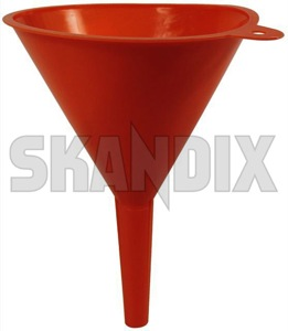Hopper  (1033982) - universal  - funnel hopper Own-label 100 100mm material mm plastic sieve synthetic without
