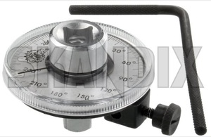 Angle Torque Gauge  (1034275) - universal  - angle torque gauge bevel protractor Own-label 1/2 12 1 2 1/2 12inch 1 2inch 12,5 125 12 5 12,5 125mm 12 5mm inch mm