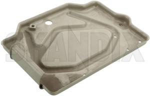 Battery holder 681450 (1035306) - Volvo 140 - accumulator acumulator battery holder Genuine