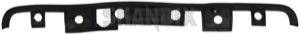 Gasket, Handle Tailgate/ Bootlid 9126895 (1036049) - Volvo 900, V90 (-1998) - gasket handle tailgate bootlid gasket handle tailgatebootlid Genuine