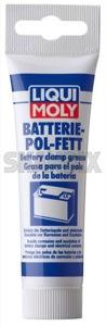 Fett für Batteriepole 50 g  (1036125) - universal  - achsmanschettenfett einfettung fett fuer batteriepole 50g fette fettung gelenkfett gleichlaufgelenkfett mehrzweckfett paste liqui moly 50 50g batteriefett batteriepole batteriepolfett fuer g polfett tube