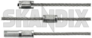 Wire, Wiper mechanism 1392958 (1036837) - Volvo 700, 900, S90 V90 (-1998) - brick cable wipers wire wiper mechanism Genuine cleaning for left window windscreen