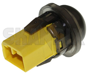 Sunload sensor Dashboard 30613952 (1036912) - Volvo S40 V40 (-2004) - light sensor load sensor sunlight sunload sensor dashboard Genuine automatic climate control dashboard for immobilizer vehicles with