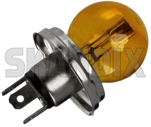 Bulb R2 (Bilux) Headlight yellow 6 V 45/40 W  (1037084) - Volvo 120 130, PV - bulb r2 bilux headlight yellow 6 v 45 40 w bulb r2 bilux headlight yellow 6 v 4540 w Own-label bilux  bilux  45/40 4540 45 40 45/40 4540w 45 40w 6 6v beam frontbeam headlight headlightbulbs p45t r2 v w yellow
