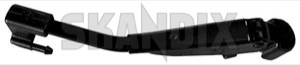Wischerarm, Scheinwerferreinigung links 1369674 (1038327) - Volvo 700 - 700 700er 740 740er 744 745 7er frontscheinwerferwischerarme hauptscheinwerferwischerarme reiniger reinigung scheibenwischer scheibenwischerarme scheinwerferreiniger scheinwerferwischarme scheinwerferwischerarme wischer wischerarm scheinwerferreinigung links wischerarme Original integriertem linke linker links linksseitig nebelscheinwerfer ohne seite