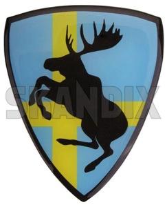 Sticker Elk  (1038754) - universal  - decals label sticker elk Own-label 63 63mm 75 75mm adhesive elk gel label mm