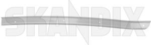 Drip rail moulding left A-pillar 9159665 (1039221) - Volvo 900, S90 V90 (-1998) - drip rail moulding left a pillar drip rail moulding left apillar trim moulding Genuine apillar a pillar left