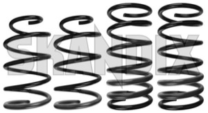 Lowering kit progressive 30 mm  (1039396) - Volvo V70 P26 - lowering kit progressive 30mm lowering springs kit lowrider sport suspension springs suspension springs eibach springs 30 30mm adjustment awd certificate for height mm progressive ride roadworthy vehicles with without