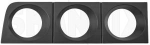 Abdeckung Zusatzinstrument 1129661 (1040120) - Volvo 200 - 200er 240er 242 244 245 260er 262 262er 264 265 2er abdeckung zusatzinstrument anzeigeinstrumente anzeigen displays instrumentabdeckung instrumente p240 p242 p244 p245 p260 p262 p264 p265 zusatzinstrumentabdeckung Original 3 52 52mm amaturenbrett armaturenbrett fuer mm rechtslenker rhd