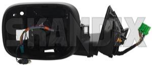 Spiegelglas Au/ßenspiegel rechts f/ür C70//S70//V70 97-00