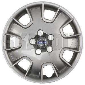 Radkappe silber 16 Zoll für Stahlfelgen Stück 30683237 (1041659) - Volvo S60 (2011-2018), S60 XC (-2018), S80 (2007-), V60 (2011-2018), V60 XC (-18), V70 XC70 (2008-) - cross country estate felgenabdeckungen felgendeckel felgenkappe felgenzierdeckel kappen kombi limousine nabendeckel nabenkappe narbendeckel narbenkappe raddeckel radkappe silber 16zoll fuer stahlfelgen stueck radkappen radkappenabdeckungen radkappendeckel radkappenzubehoer radzierblenden radzierdeckel radzierkappen s60 s60ii s80 s80ii s80l sedan stufenheck v60 v70 v70iii v70xc wagon xc xc70 zollradkappen zubehoerradkappen Original volvo  volvo  16 16zoll 406,4 4064 406 4 406,4 4064mm 406 4mm fuer kunstoff kunststoff mm plastik silber silberner stahlfelgen stueck zoll