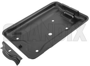Battery holder 1246222 (1041795) - Volvo 200 - accumulator acumulator battery holder Own-label