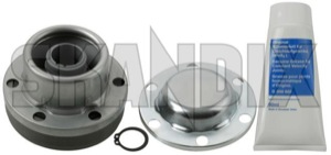 V50 XC90 See Description; Replaces 31216175 S60 XC70 APDTY 043612 Front Propeller Prop Shaft CV Joint Kit Fits Select 2003-2010 Volvo S40 V70