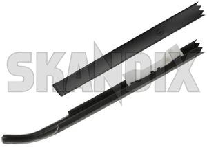 Drip rail moulding right 30652041 (1042570) - Volvo V40 (-2004) - drip rail moulding right trim moulding Genuine right
