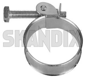 Hose clamp 32 mm 44 mm rigid Old style 952663 (1042654) - Volvo 120 130 220, 140, 164, P1800, P1800ES, PV - 1800e classichoseclamps coolerhoseclamps coolinghoseclamps fuelhoseclamps heaterhoseclamps historichoseclamps hose clamp 32mm 44mm rigid old style hoseclamps hoseclips oldschoolhoseclamps p1800e retainerclamps retainingclamps retrohoseclamps vintagehoseclamps waterhoseclamps waterhosesclamps Own-label 32 32mm 44 44mm mm old rigid shape style type