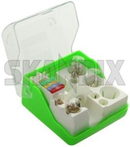 Spare Bulb kit H1 12 V 10 -piece  (1043723) - universal  - spare bulb kit h1 12v 10 piece spare bulb kit h1 12v 10piece Own-label   piece  piece 10 10  10piece 10 piece 12 12v h1 v