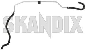 Hydraulic hose, Steering system 30652000 (1043779) - Volvo S40 V40 (-2004) - hydraulic hose steering system Genuine drive for hand left lefthand left hand lefthanddrive lhd vehicles
