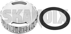 Verschlussdeckel, Ölpeilstab silber  (1043876) - Saab 9-3 (-2003), 9-5 (-2010) - 93 93 9 3 95 95 9 5 9600 austauschdeckel austauschkappe austauschverschlussdeckel austauschverschlusskappe einfuelldeckel einfuellkappe einfuellverschluss kappe messstab messstaebe messtab messtaebe oelpeilstabkappe oelpeilstabverschlussdeckel oelpeilstabverschlusskappe oelstabkappe oelstabverschlusskappe peilstab peilstaebe verschlussdeckel oelpeilstab silber verschlusskappe Hausmarke /    aluminium dichtung mit silber silberner styling tuning
