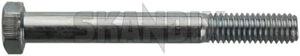 Screw/ Bolt Idler arm 955542 (1044379) - Volvo 120 130 220, P1800 - 1800e p1800e screw bolt idler arm screwbolt idler arm Own-label 83 83mm arm idler lever mm pin pitman pitmanarm reversing steering