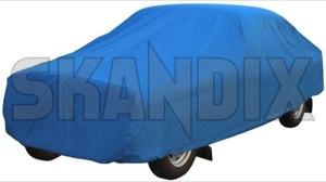 Protection cover CarCover SOFT  (1044826) - Volvo V70 (2008-), V90 (-1998), XC70 (2001-2007), XC70 (2008-) - protection cover carcover soft Own-label polypropylene  polypropylene  blue carcover indoor pp soft