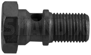 Hollow screw Master brake cylinder Switch, Brake light 81416 (1046001) - Volvo PV - hollow screw master brake cylinder switch brake light Own-label brake cylinder light master switch switch